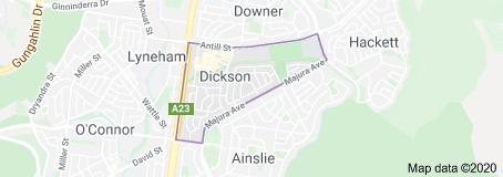 Dickson – Development Applications